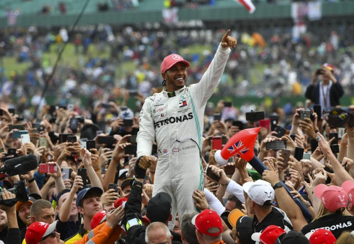 Lewis Hamilton not contemplating quitting Formula One
