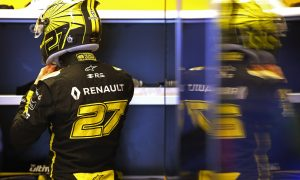 Hulkenberg growing impatient with Renault's lack of performance