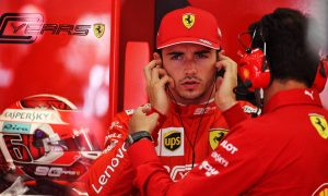 Ferrari remains ahead in FP2 as Leclerc takes over