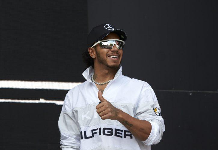 Lewis Hamilton Responds to Nico Rosberg's Comments