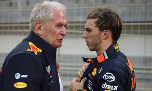 Marko: Pre-season crashes undermined Gasly psych