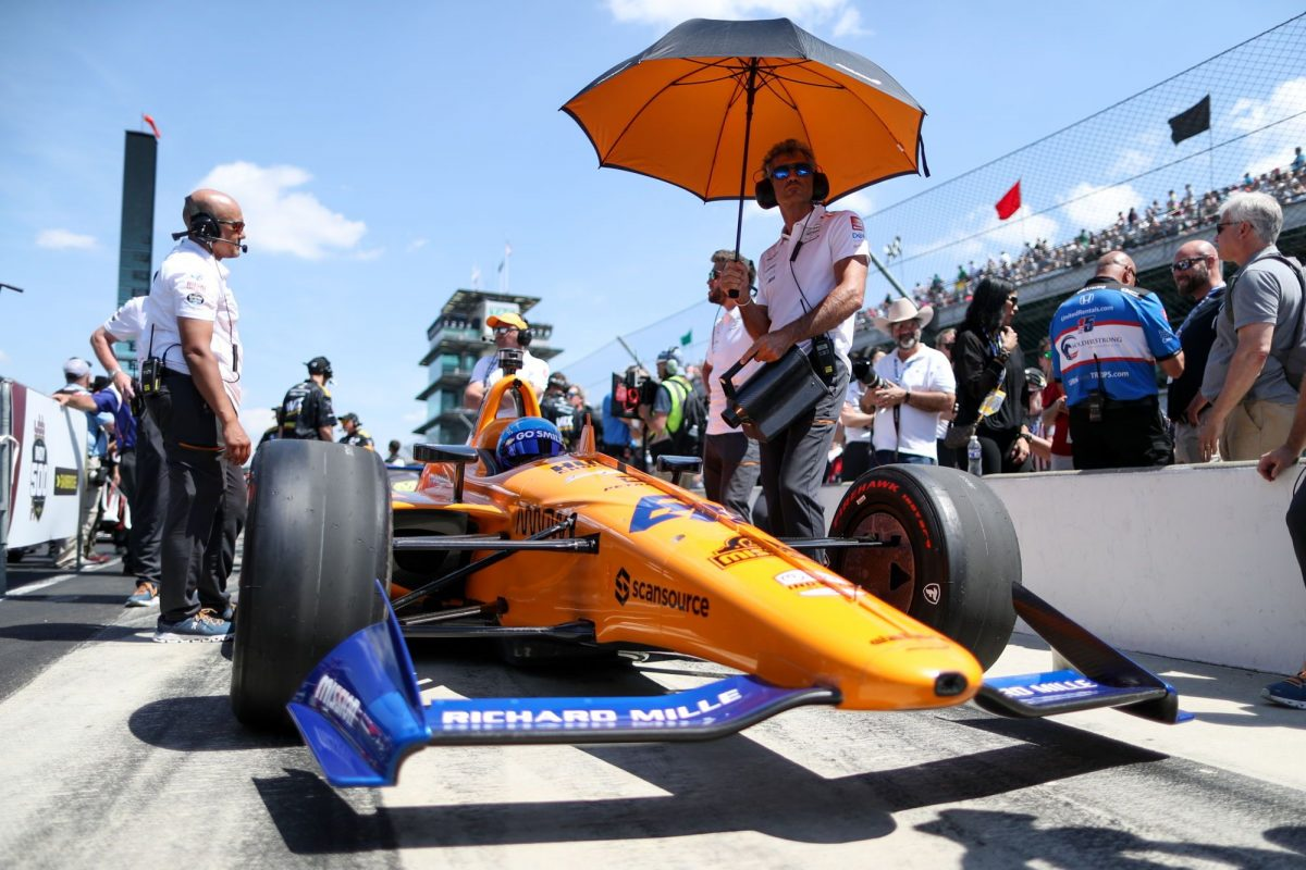 McLaren to return to IndyCar in new partnership!