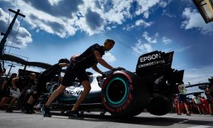 Mercedes drivers set to receive Spec-3 engine for Spa