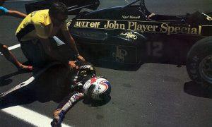 Mansell's Dallas GP 'push and coast'