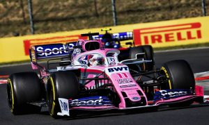 Perez and Albon at odds over final point scrap and clash