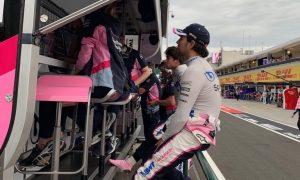 Perez calls out Ricciardo for 'very disrespectful' move in Q1