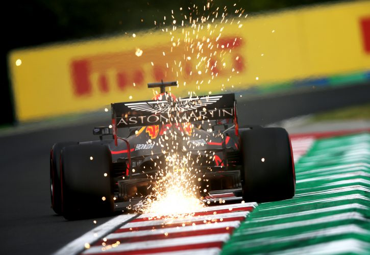 Hamilton passes Verstappen at the death to claim Hungarian Grand Prix win