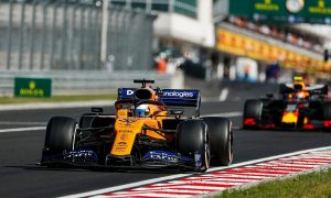 Sainz ecstatic with run to P5 'in a normal race'