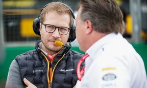Seidl happy with McLaren, but still sees 'a lot more to do'
