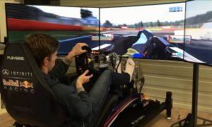 Verstappen reveals late-night post-race sim session with Norris!