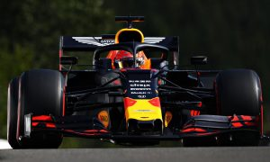 Verstappen focused on Mercedes with Ferrari out of reach