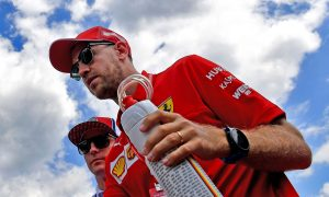 Vettel owns up: 'Here and there, I didn't do the best job'