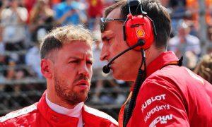 Vettel hoping Ferrari development will lead to 'chain reaction'
