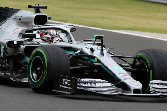 Lewis Hamilton (GBR), Mercedes AMG F1  02.08.2019. Formula 1 World Championship, Rd 11, Hungarian Grand Prix, Budapest, Hungary, Practice Day.- www.xpbimages.com, EMail: requests@xpbimages.com - copy of publication required for printed pictures. Every used picture is fee-liable. © Copyright: Charniaux / XPB Images