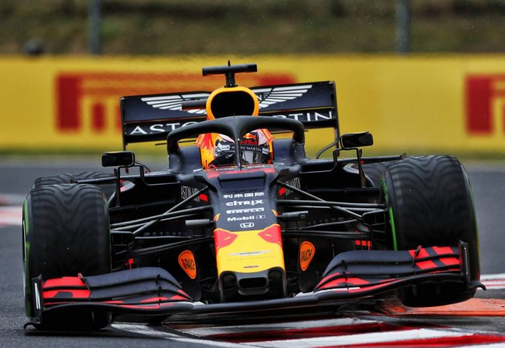 Hamilton 'on the limit' on route to victory in Hungary