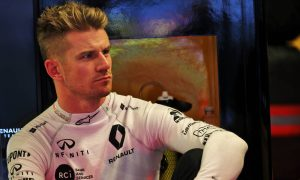 Enigmatic Hulkenberg sets the tone for a 'more exciting Thursday'