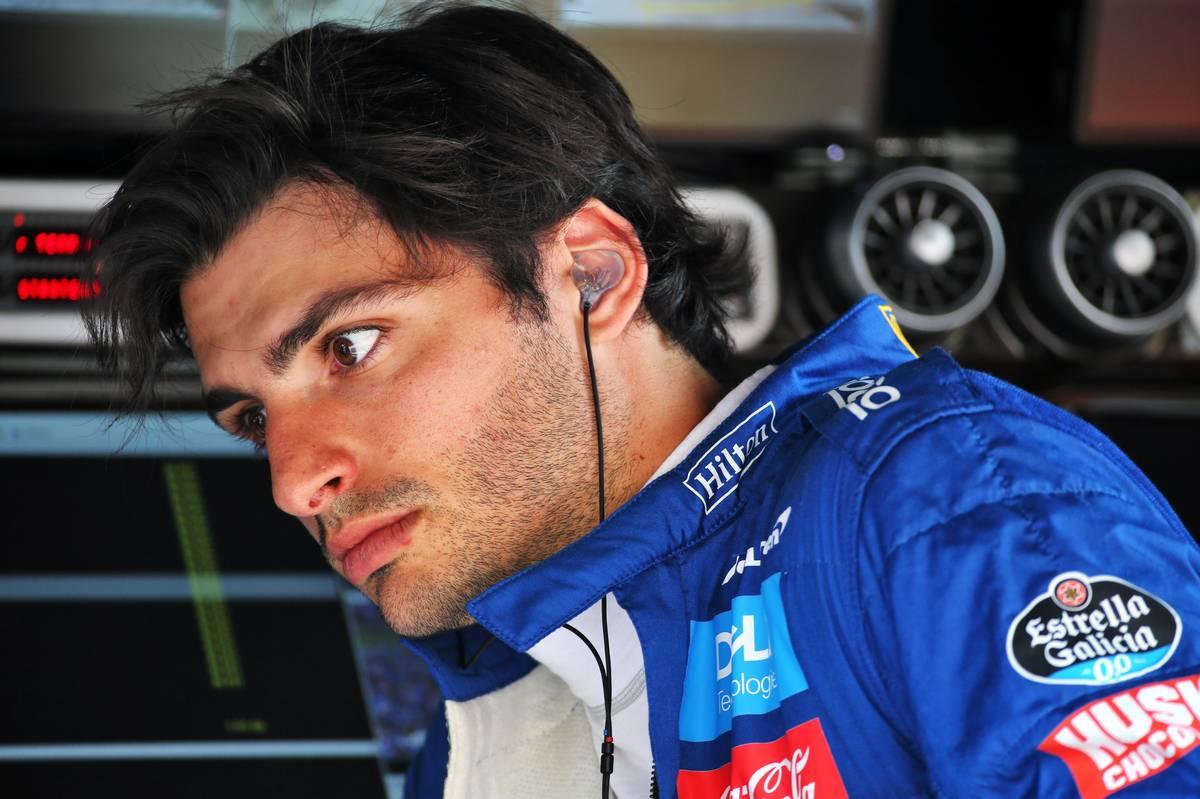 Carlos Sainz Jr (ESP) McLaren.