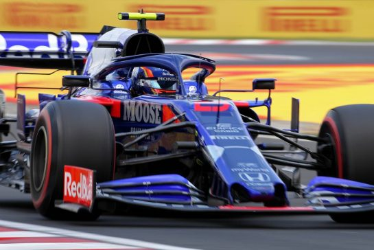 Alexander Albon (THA), Scuderia Toro Rosso 