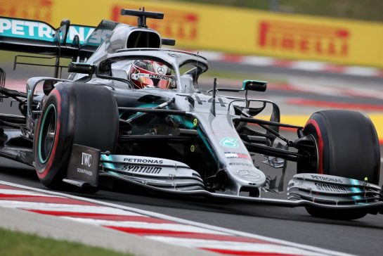 Lewis Hamilton (GBR), Mercedes AMG F1  