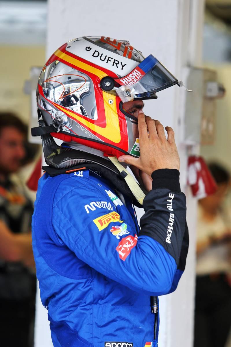 Carlos Sainz Jr (ESP) McLaren. 03.08.2019.