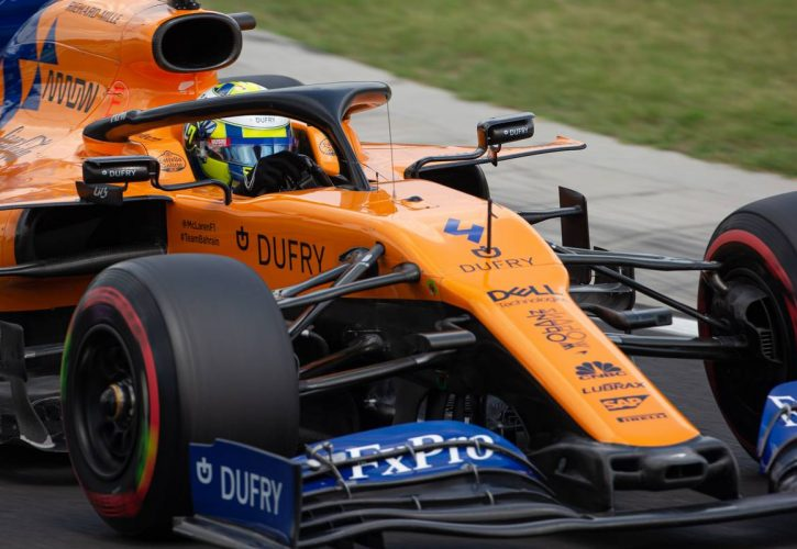 Mclaren S Lando Norris Glad To Bounce Back In Hungary