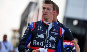 Kvyat respects Red Bull decision to promote Albon