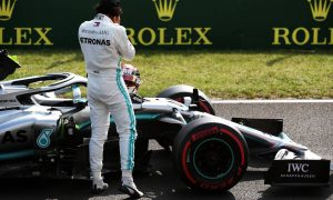 Bottas and Hamilton aiming to fight back on Sunday