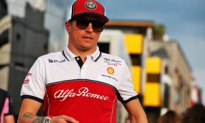 Injured Raikkonen confirms reason for Ericsson's Spa recall
