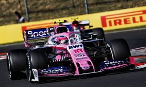 Stroll urges Racing Point to 'focus on the present'