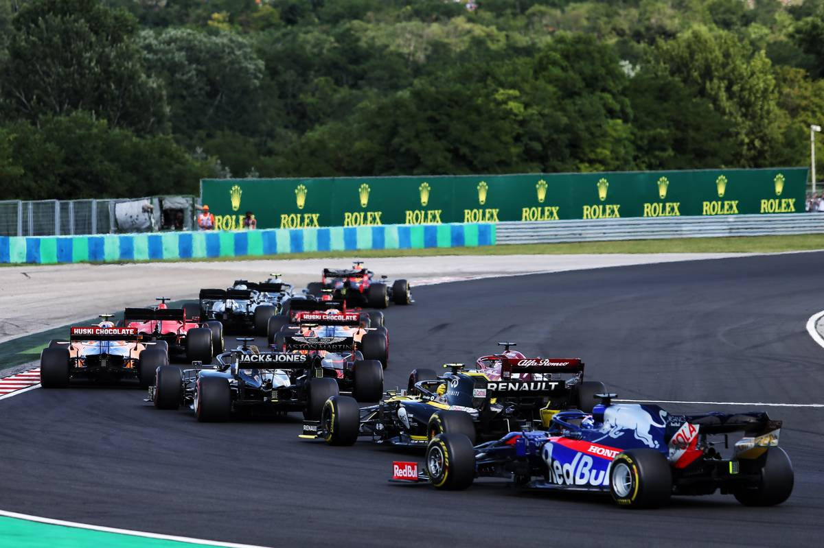 F1 Targets Three Venues To Trial Qualifying Races In 2020