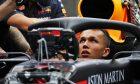 Alexander Albon (THA) Red Bull Racing RB15.