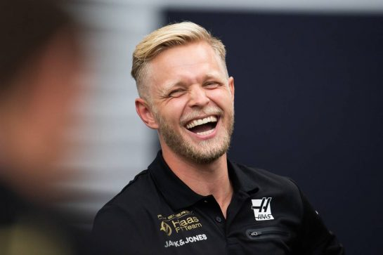 Kevin Magnussen (DEN) Haas F1 Team. 29.08.2019. Formula 1 World Championship, Rd 13, Belgian Grand Prix, Spa Francorchamps, Belgium, Preparation Day. - www.xpbimages.com, EMail: requests@xpbimages.com - copy of publication required for printed pictures. Every used picture is fee-liable. © Copyright: Price / XPB Images