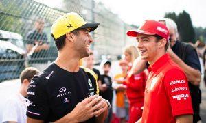 Webber puzzled by Ricciardo's botched Ferrari opportunities