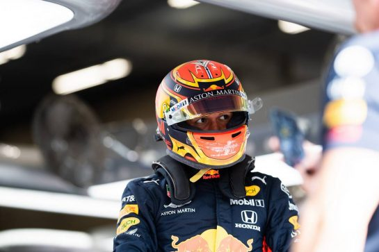 Alexander Albon (THA) Red Bull Racing. 29.08.2019. Formula 1 World Championship, Rd 13, Belgian Grand Prix, Spa Francorchamps, Belgium, Preparation Day. - www.xpbimages.com, EMail: requests@xpbimages.com - copy of publication required for printed pictures. Every used picture is fee-liable. © Copyright: Price / XPB Images