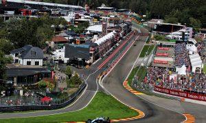 2019 Belgian Grand Prix Free Practice 1 - Results