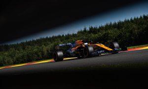 2019 Belgian Grand Prix Free Practice 2 - Results