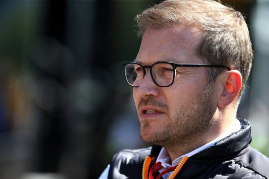 Andreas Seidl, McLaren Managing Director. 30.08.2019. Formula 1 World Championship, Rd 13, Belgian Grand Prix, Spa Francorchamps, Belgium, Practice Day. - www.xpbimages.com, EMail: requests@xpbimages.com - copy of publication required for printed pictures. Every used picture is fee-liable. © Copyright: Batchelor / XPB Images