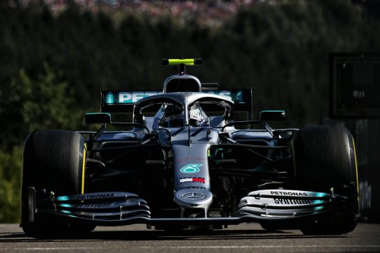 Valtteri Bottas (FIN) Mercedes AMG F1 W10.