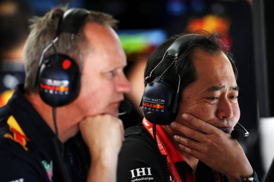 Toyoharu Tanabe (JPN) Honda Racing F1 Technical Director.
