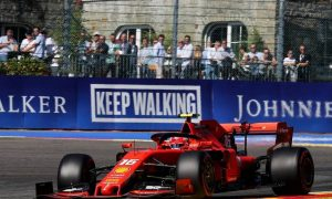 Ferrari still in charge in FP3 as heavy crash sets back Hamilton!