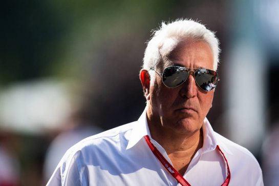 Lawrence Stroll (CDN) Racing Point F1 Team Investor. 31.08.2019. Formula 1 World Championship, Rd 13, Belgian Grand Prix, Spa Francorchamps, Belgium, Qualifying Day. - www.xpbimages.com, EMail: requests@xpbimages.com - copy of publication required for printed pictures. Every used picture is fee-liable. © Copyright: Price / XPB Images