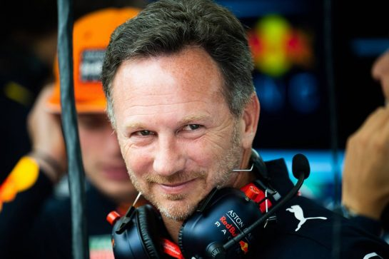 Christian Horner (GBR) Red Bull Racing Team Principal. 31.08.2019. Formula 1 World Championship, Rd 13, Belgian Grand Prix, Spa Francorchamps, Belgium, Qualifying Day. - www.xpbimages.com, EMail: requests@xpbimages.com - copy of publication required for printed pictures. Every used picture is fee-liable. © Copyright: Price / XPB Images