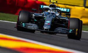 Mercedes package 'not ideal' for Monza - Wolff