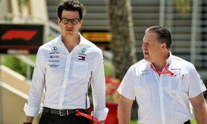 Brown says next F1 boss must come 'without baggage'