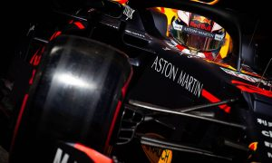 Verstappen maxes out on soft tyres for Italian GP