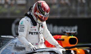 Hamilton growing wary of Red Bull and Honda combo