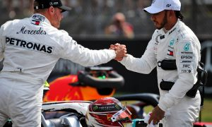 Hamilton backs decision to retain 'formidable' Bottas