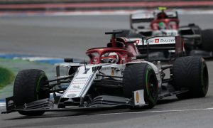 Alfa Romeo's German GP appeal to be heard in September