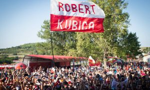 Russell hit with online abuse from Kubica fans