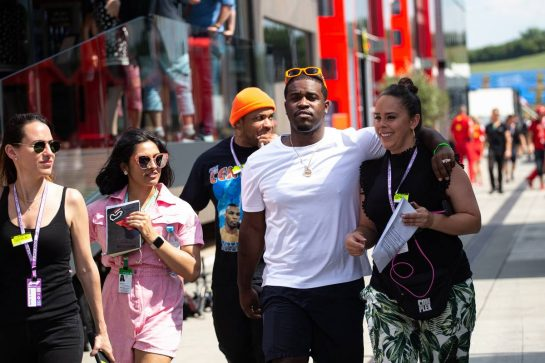 A$AP Ferg (USA) Rapper.
